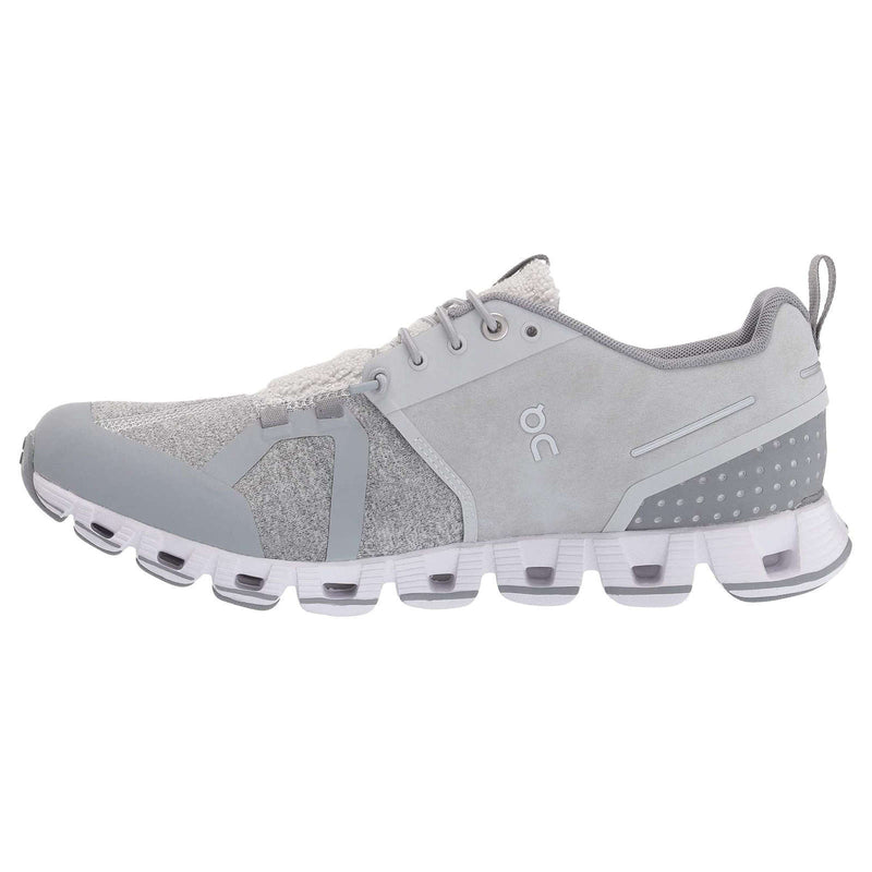 On Running Cloud Terry Textile Synthetic Womens Trainers