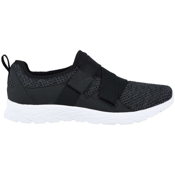 Vionic Brisk Aimmy Textile Synthetic Womens Trainers#color_black