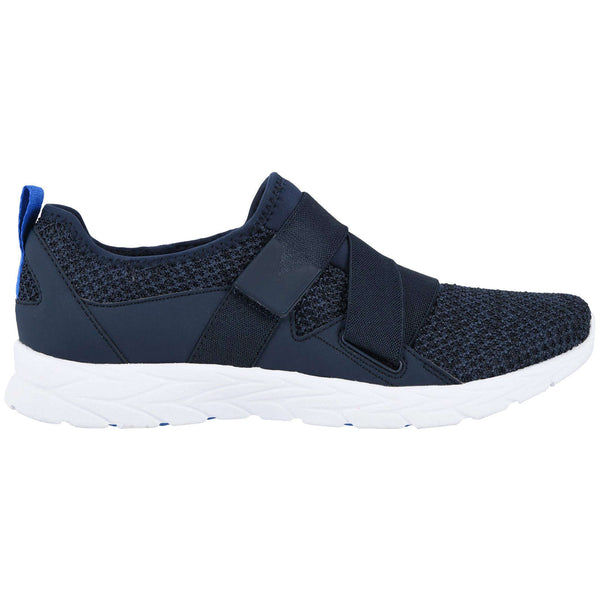 Vionic Brisk Aimmy Textile Synthetic Womens Trainers#color_navy