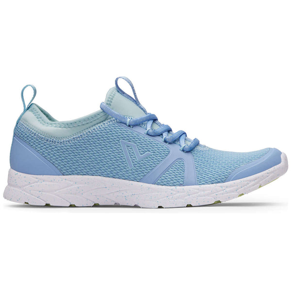 Vionic Brisk Alma Textile Synthetic Womens Trainers#color_bluebell
