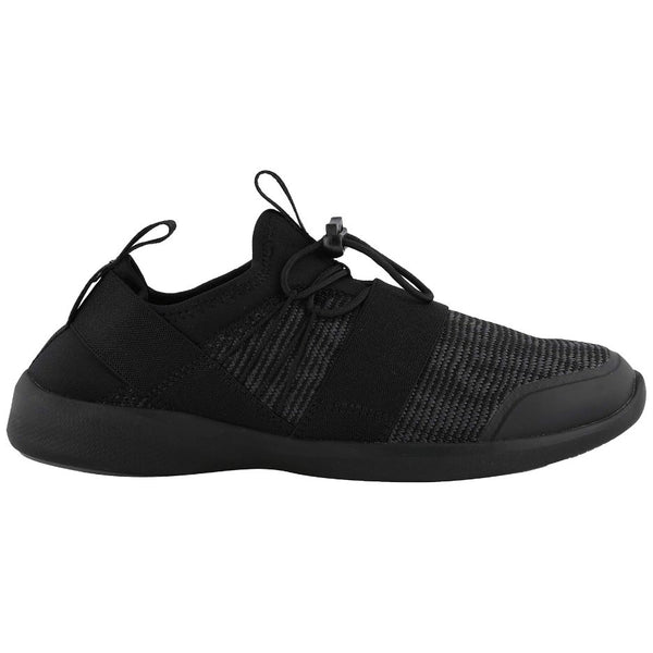 Vionic Sky Alaina Textile Synthetic Womens Trainers#color_black