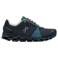 On Running Cloudstratus Textile Synthetic Womens Trainers#color_navy dust