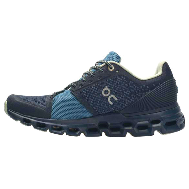 On Running Cloudstratus Textile Synthetic Womens Trainers