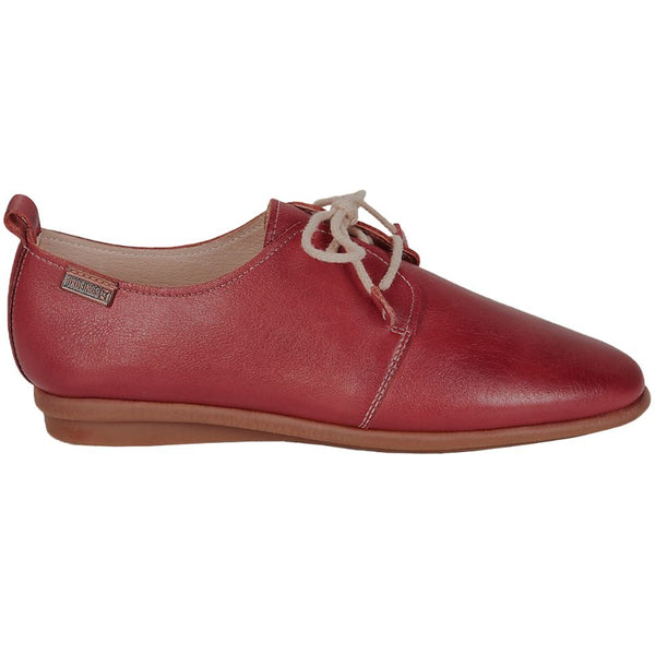 Pikolinos Calabria W9K-4985 Leather Womens Shoes#color_coral