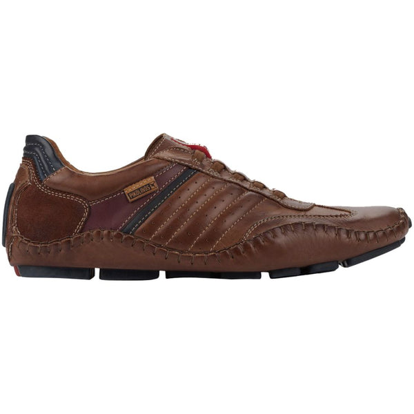 Pikolinos Fuencarral 15A-6092C1 Leather Mens Shoes#color_cuero