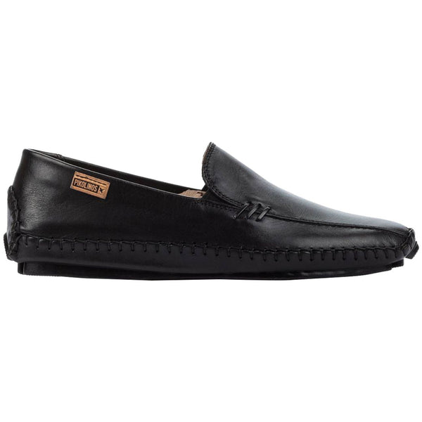 Pikolinos Jerez 578-8242 Leather Womens Shoes#color_black