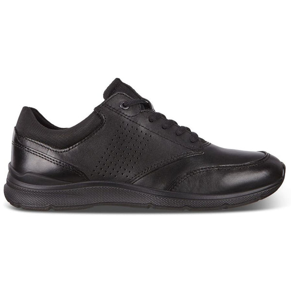 Ecco Irving 511734 Leather Mens Shoes#color_black
