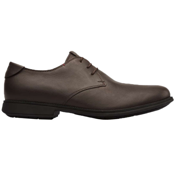 Camper Mil 18552 Leather Mens Shoes#color_brown