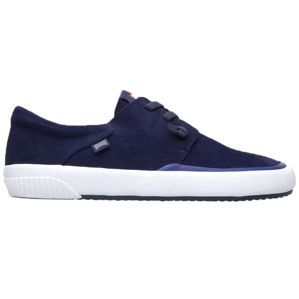 Camper Peu Rambla K100414 Suede Mens Shoes#color_blue