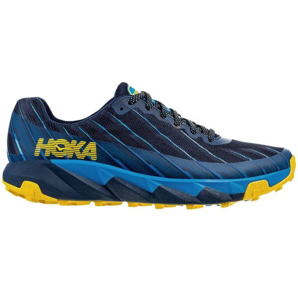 Hoka One One Torrent Textile Synthetic Mens Trainers#color_moonlit ocean dresden blue