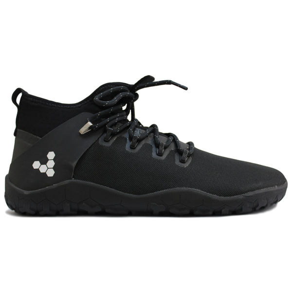 Vivobarefoot Magna Trail FG Textile Synthetic Mens Trainers#color_black