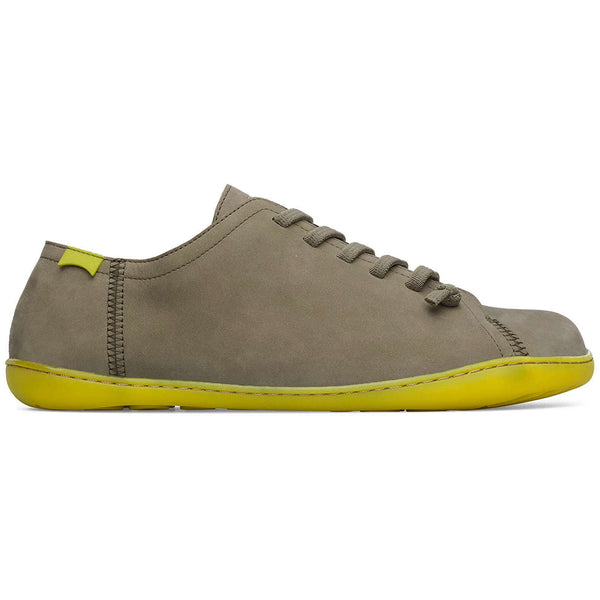 Camper Peu Cami 17665 Nubuck Mens Shoes#color_grey