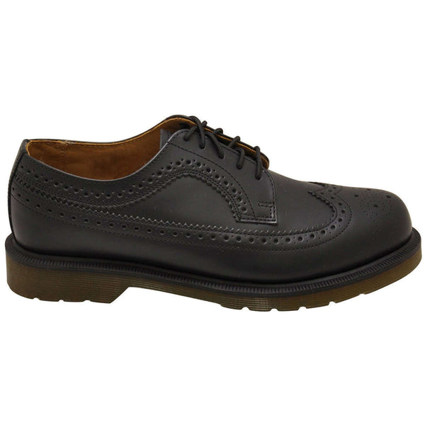 Dr.Martens 3989 Smooth Leather Unisex Shoes#color_black