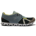 On Running Cloud 70/30 Textile Synthetic Mens Trainers#color_cobble jungle