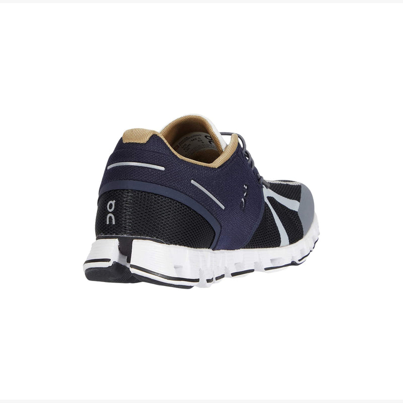 On Running Cloud 70/30 Textile Synthetic Mens Trainers