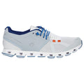 On Running Cloud 70/30 Textile Synthetic Womens Trainers#color_mist sapphire