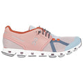 On Running Cloud 70/30 Textile Synthetic Womens Trainers#color_dustrose quartz