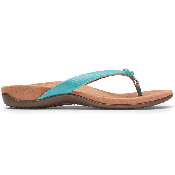 Vionic Rest Bella II WVN Synthetic Womens Sandals#color_teal