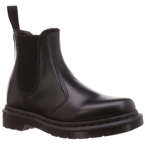 Dr.Martens 2976 Mono Smooth Leather Unisex Boots#color_black