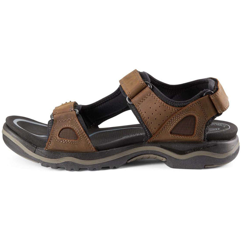 Keen Rialto II 3 Point Nubuck Leather Mens Sandals