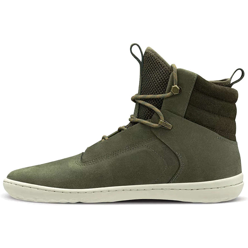 Vivobarefoot Kasana Leather Textile Womens Boots