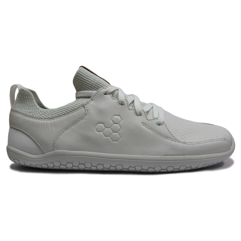 Vivobarefoot Primus Knit Lux Leather Mens Trainers