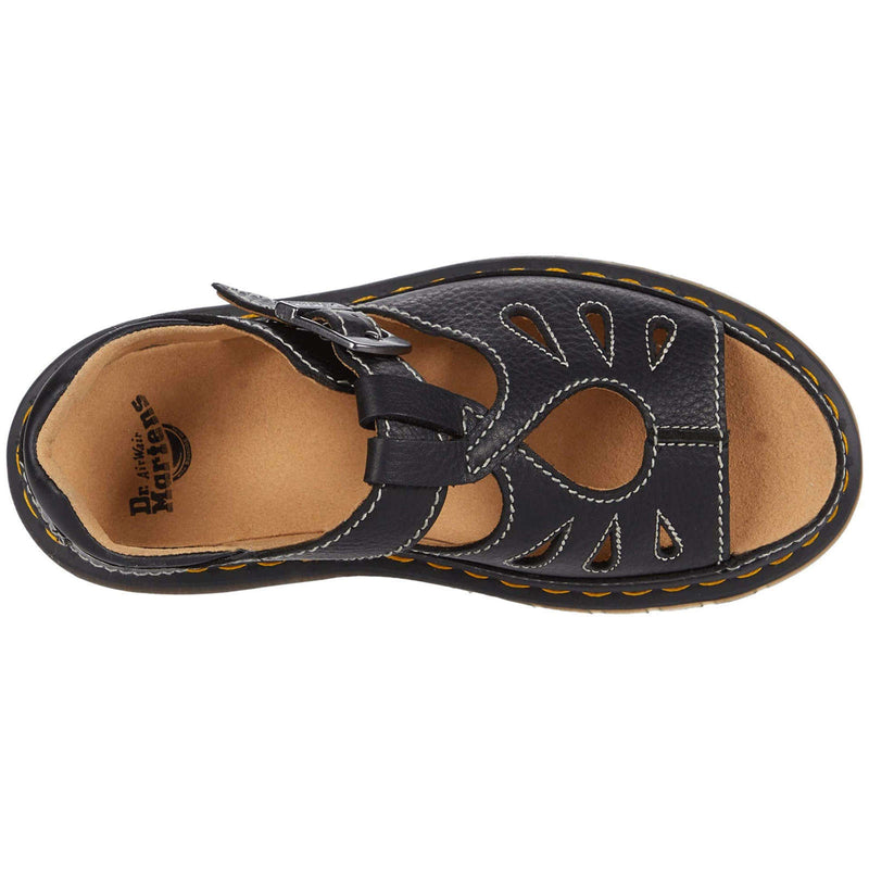 Dr.Martens Castillo Grizzly Leather Womens Sandals