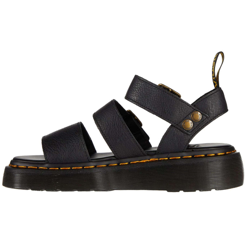 Dr.Martens Gryphon Quad Pisa Leather Womens Sandals