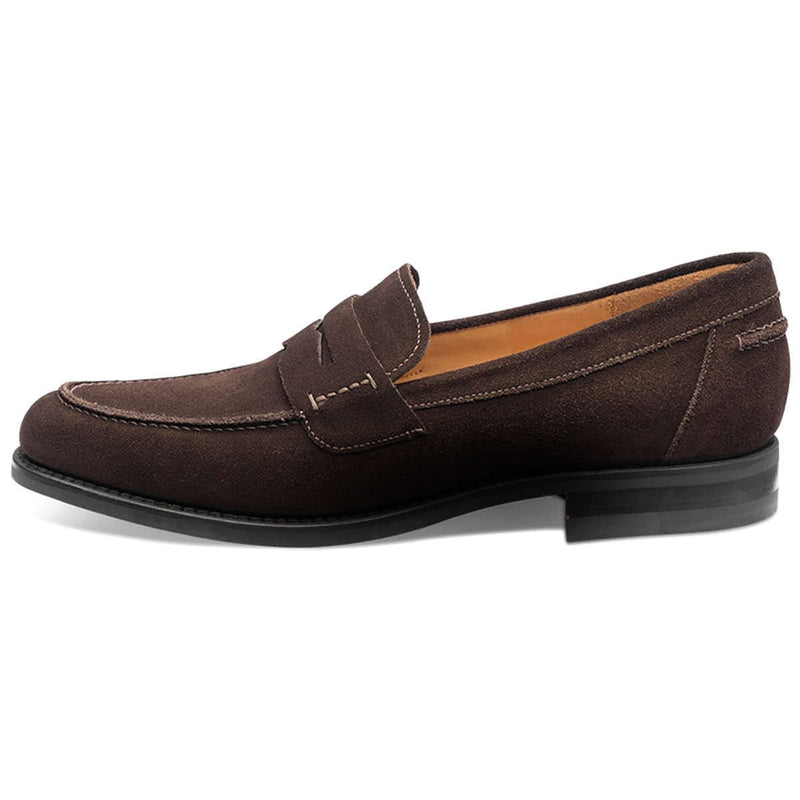 Loake 356 Suede Mens Shoes