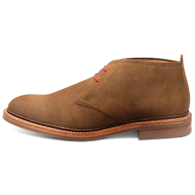 Loake Sandown Suede Mens Boots