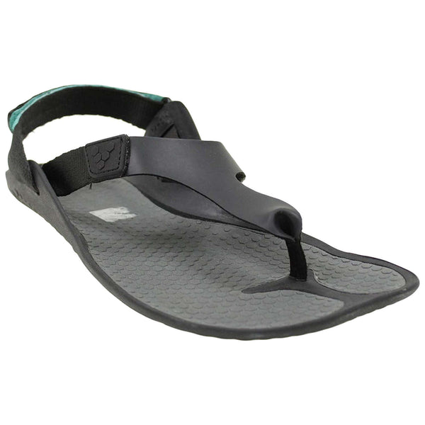 Vivobarefoot Total Eclipse Eco Textile Mens Sandals#color_obsidian charcoal