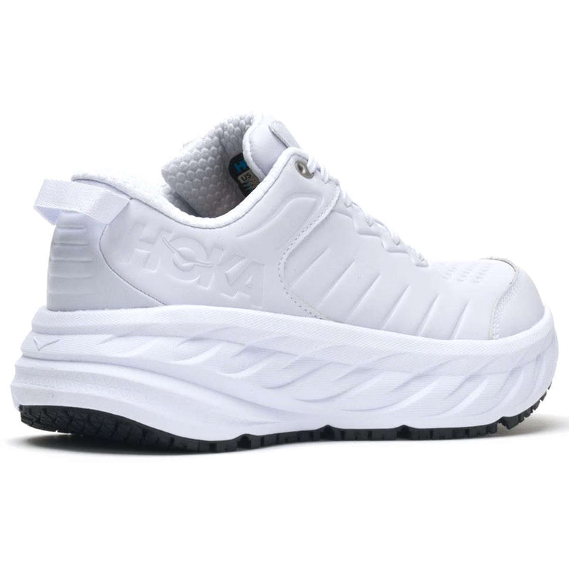 Hoka One One Bondi SR Leather Womens Trainers