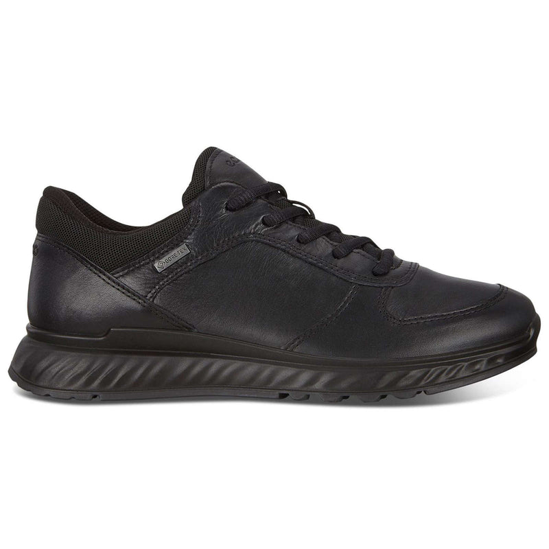 Ecco Exostride Leather Womens Shoes