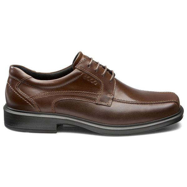 Ecco Helsinki 050104 Leather Mens Shoes#color_cocoa brown