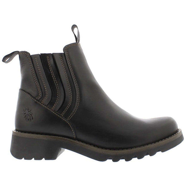 Fly London RALT541FLY Rug Leather Womens Boots#color_black