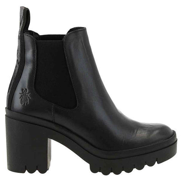 Fly London TOPE620FLY Rug Leather Womens Boots#color_black