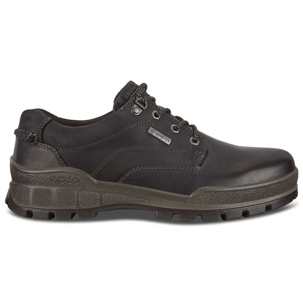 Ecco Track 25 831844 Leather Mens Shoes#color_black