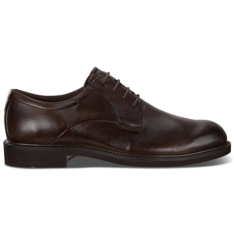 Ecco Vitrus III 640504 Leather Mens Shoes
