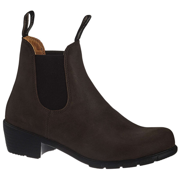 Blundstone 1673 Leather Womens Boots#color_antique brown