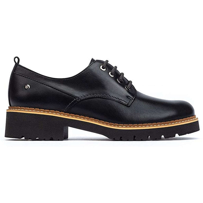 Pikolinos Vicar W0V-4991 Leather Womens Shoes