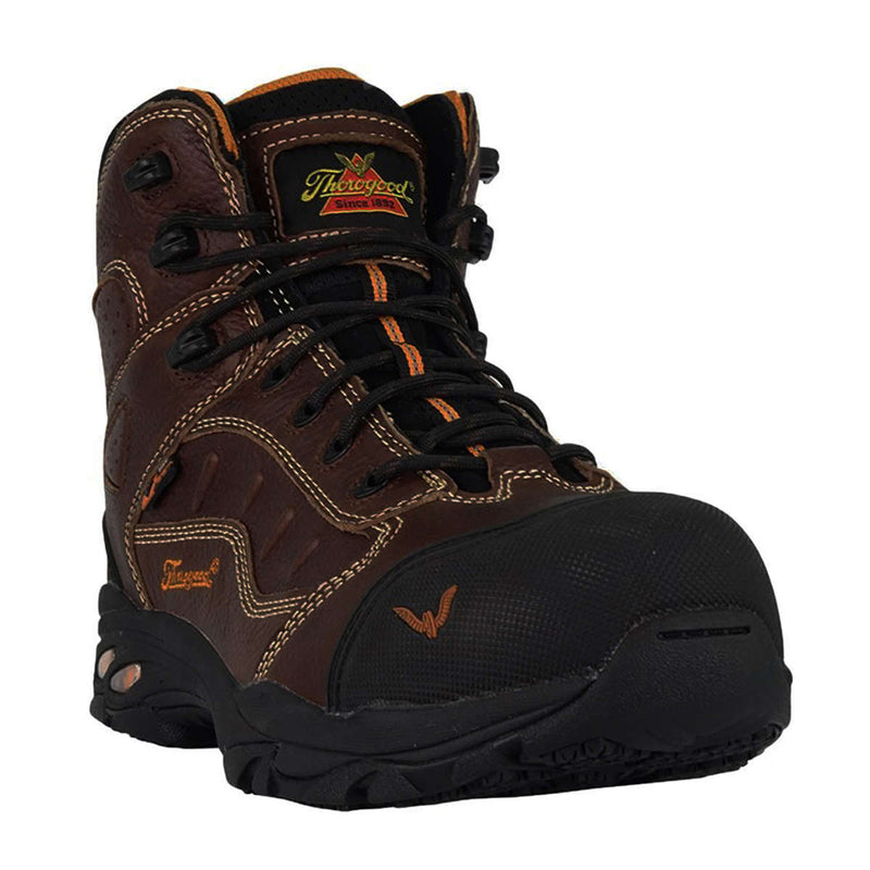 Thorogood ASR SD Sport Hiker Safety Toe Leather Unisex Boots