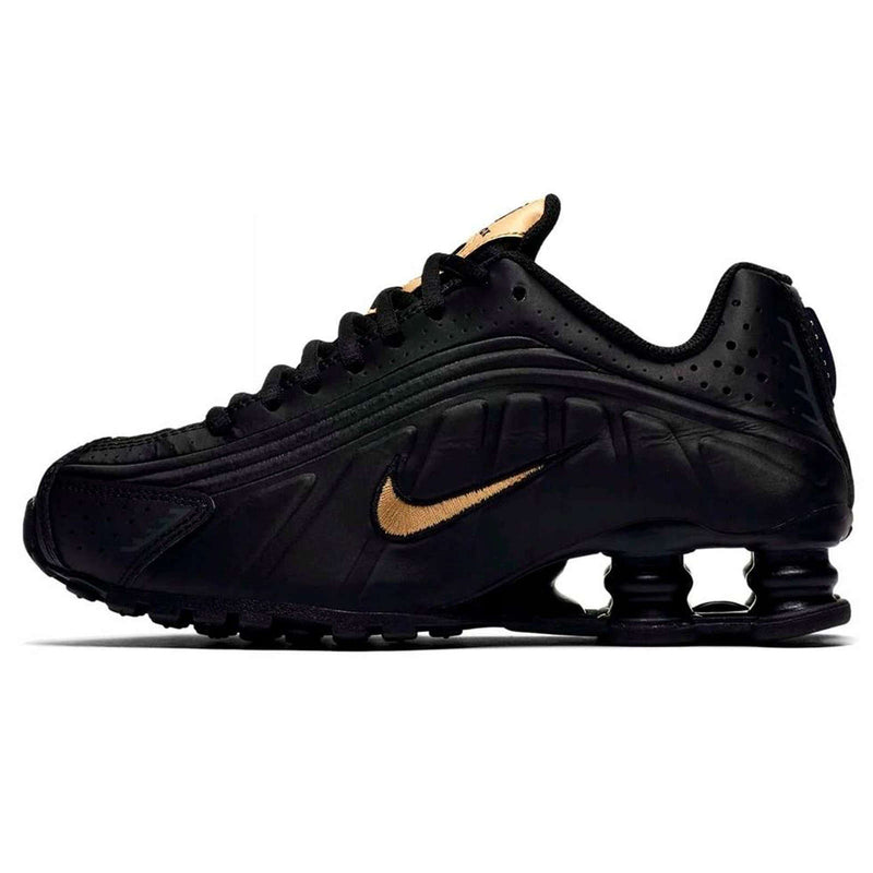 Nike Shox R4 GS Synthetic Youth Trainers
