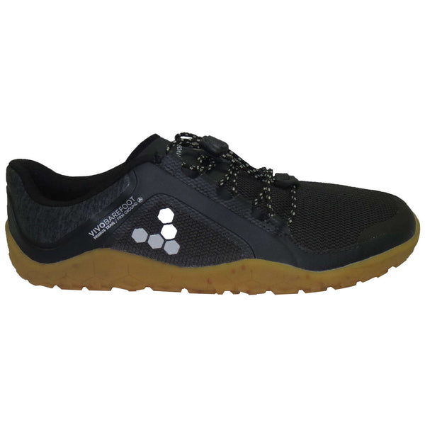 Vivobarefoot Primus Trail FG Textile Synthetic Womens Trainers#color_obsidian