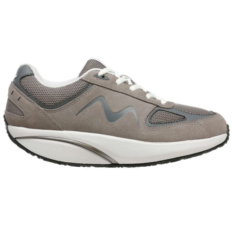 MBT MBT-2012 Suede Textile Womens Trainers
