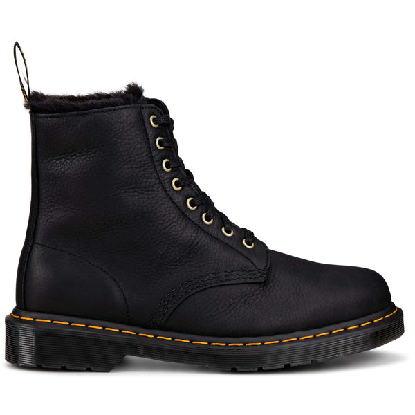 Dr. Martens 1460 Pascal FL Ambassador Leather Unisex Boots#color_black