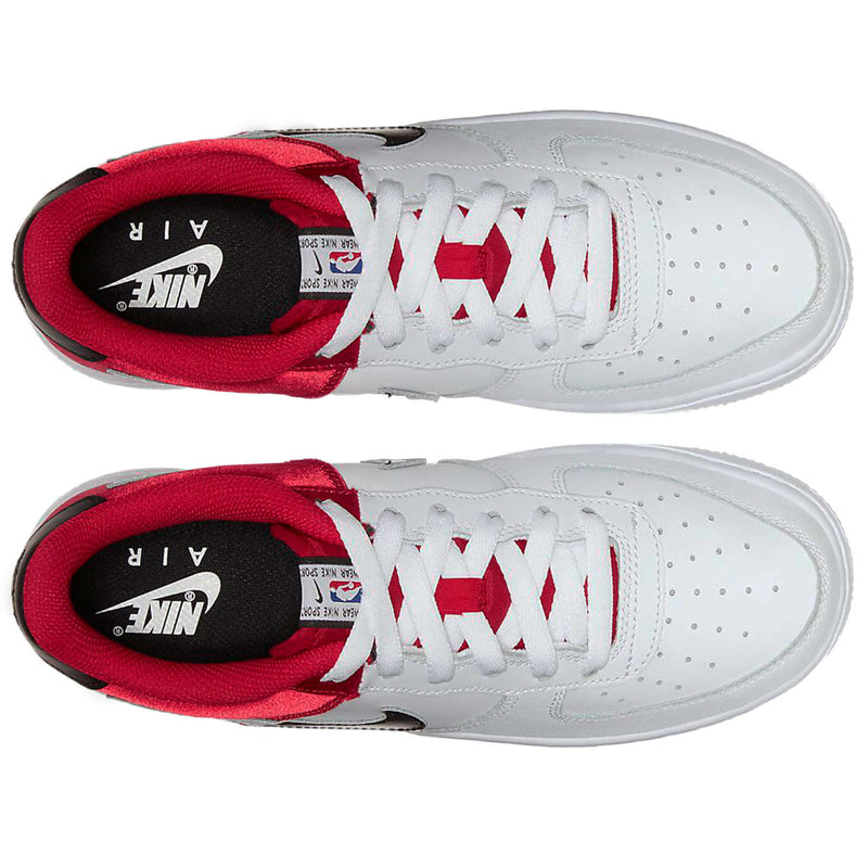 Nike Air Force 1 LV8 1 GS Leather Textile Youth Trainers