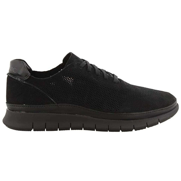 Vionic Fresh Tucker Nubuck Mens Trainers#color_black