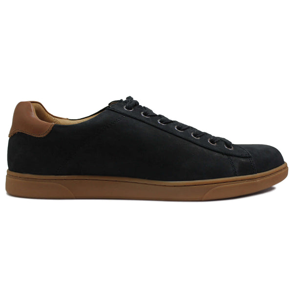 Vionic Mott Baldwin Nubuck Mens Trainers#color_black