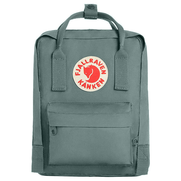 Fjallraven Kanken Mini Synthetic Textile Unisex Accessories Bag#color_frost green