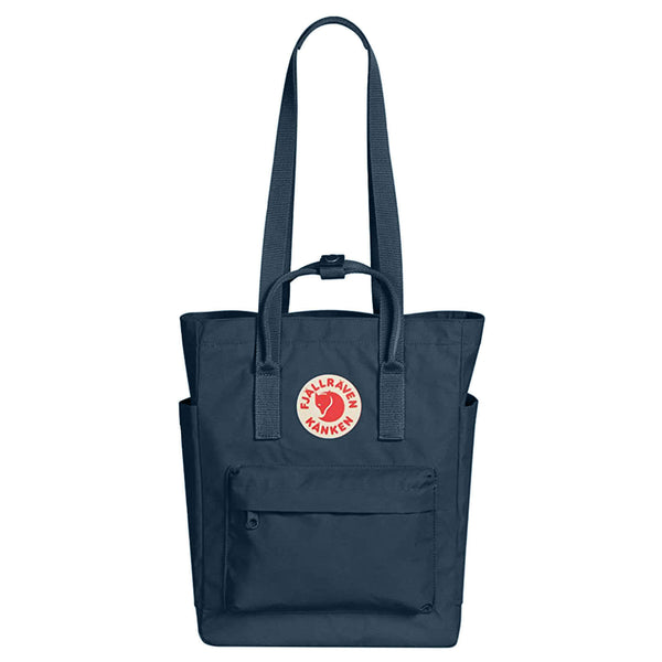 Fjallraven Kanken Totepack Synthetic Textile Unisex Accessories Bag#color_navy